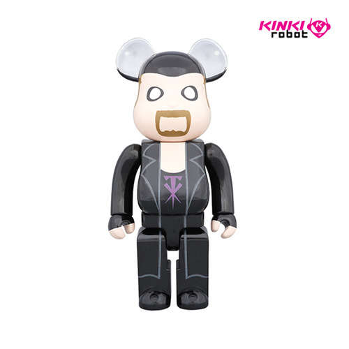 400%BEARBRICK THE UNDERTAKER