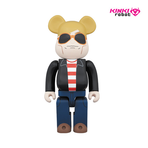 1000% BEARBRICK ANDY WARHOL 60'S STYLE VER
