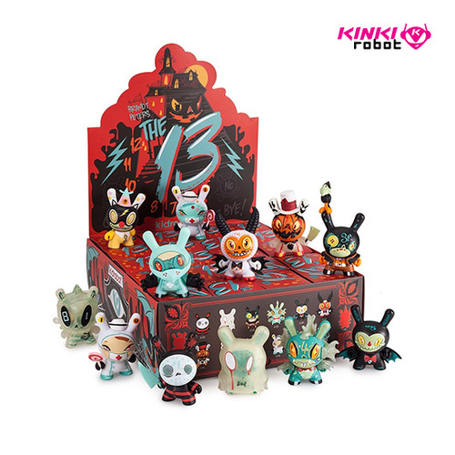 DUNNY THE 13 MINI SERIES (홀케이스)