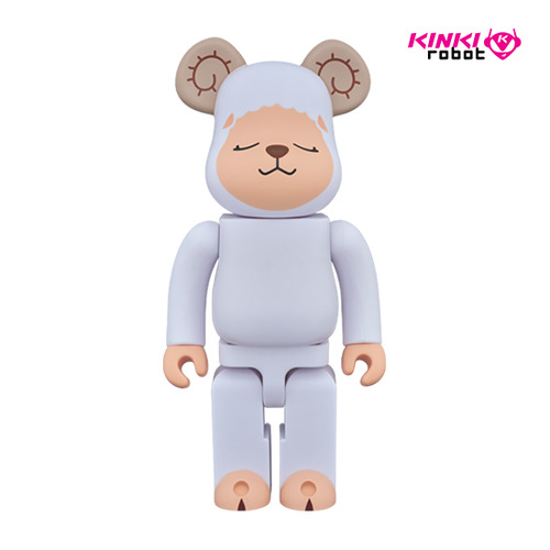 400%BEARBRICK SHEEP
