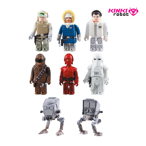 KUBRICK 100% Star Wars DX series 2