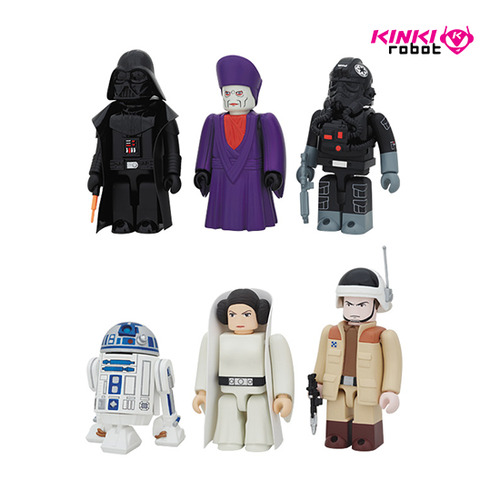 KUBRICK 100% Star Wars DX series 4
