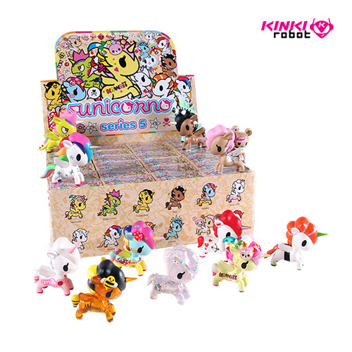 TOKIDOKI UNICORNO MINI SERIES 5 (홀케이스)