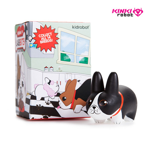 "2.5"" KIBBLES AND LABBITS MINI SERIES (단품)"