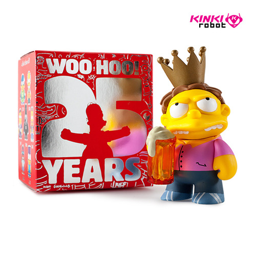 THE SIMPSONS 25TH ANNIVERSARY MINI SERIES (단품)