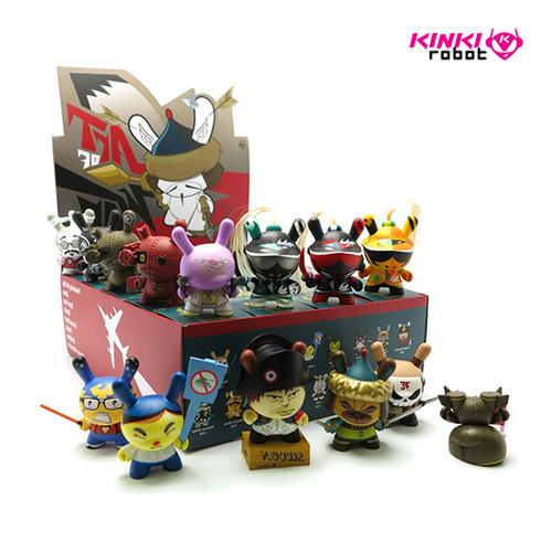DUNNY SERIES 2014_THE ART OF WAR