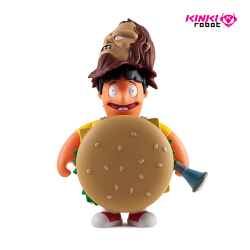 Bobs Burgers Beefsquatch Medium Figure