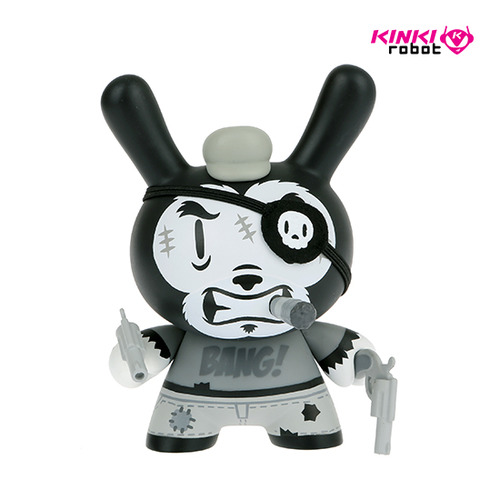 "5""Dunny Jack By Shiffa"