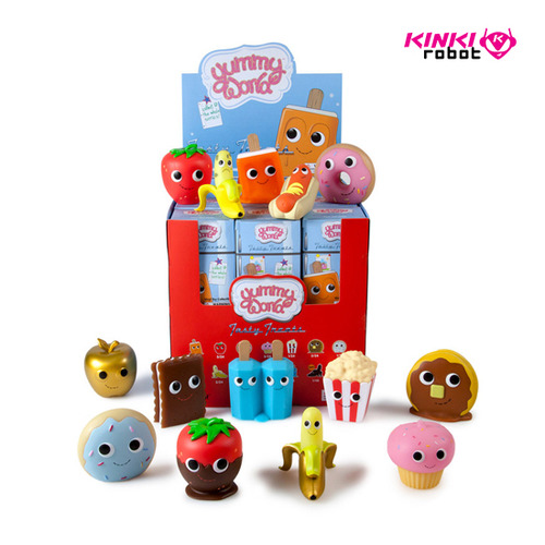 Yummy World Mini Series 2 (홀케이스)