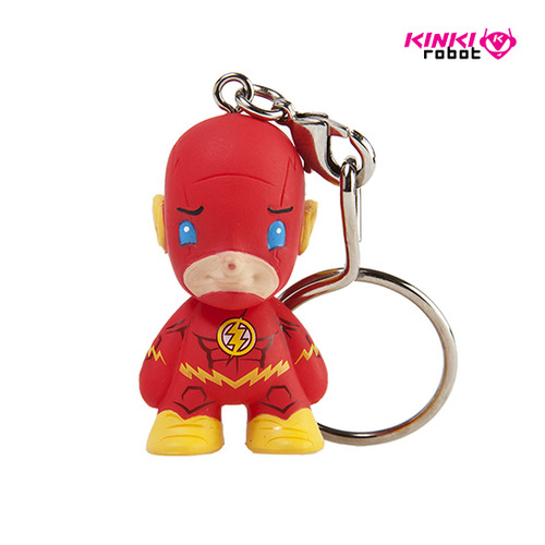 "DC UNIVERSE_1.5""KEYCHAIN_FLASH"