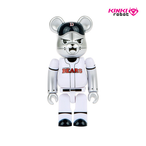 100%BEARBRICK DOOSAN BEARS HOME