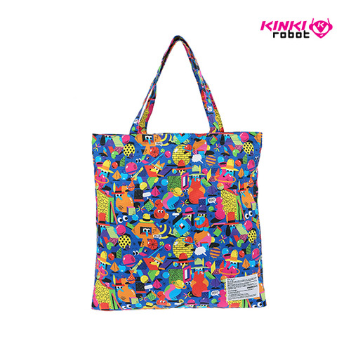 2SHY SIMPLE TOTE BAG