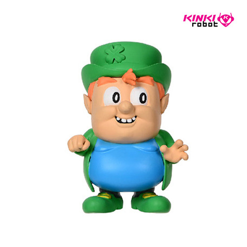 RON ENGLISH_YUCKY CHILDREN CHARMER MINI FIGURE