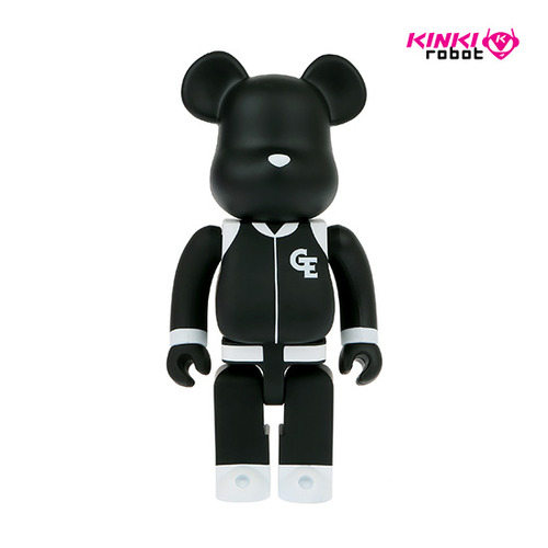 400%BEARBRICK GOODENOUGH CLASSICS BLACK