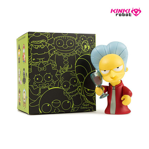 Simpsons Tree House of Horrors Mini Series