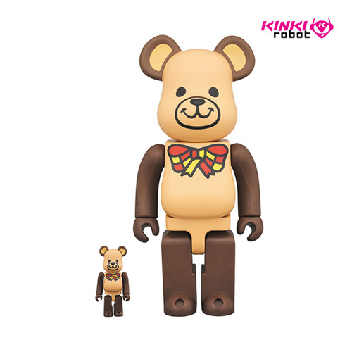 400+100%BEARBRICK FREEMESONRY (PLUS LIMITED EDITION)