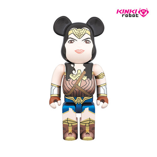 400%BEARBRICK WONDERWOMAN