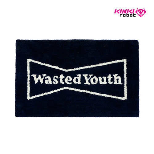 FABRICK VERDY_WASTED YOUTH RUG MAT