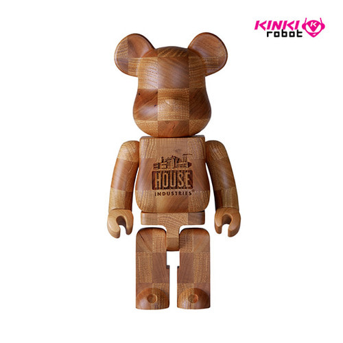 400%BEARBRICK KARIMOKU HOUSE INDUSTRIES CHESS