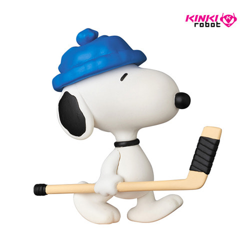 UDF PEANUTS SERIES6 HOCKEY PLAYER SNOOPY