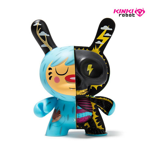 DUNNY MR.WATT BY JASON FREENY x JOHNNY DRACO 5""