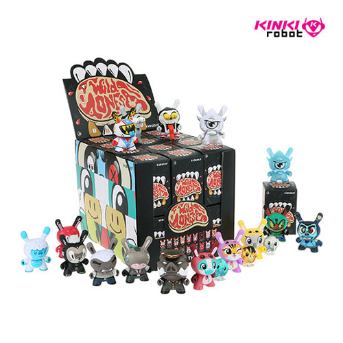 DUNNY WILD ONES SERIES (홀케이스)