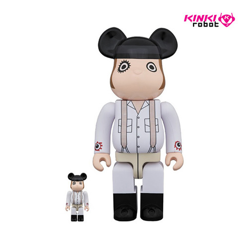 400%+100%, 1000%BEARBRICK ALEX(프리오더)