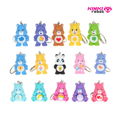 CARE BEARS KEYCHAIN SERIES (단품)