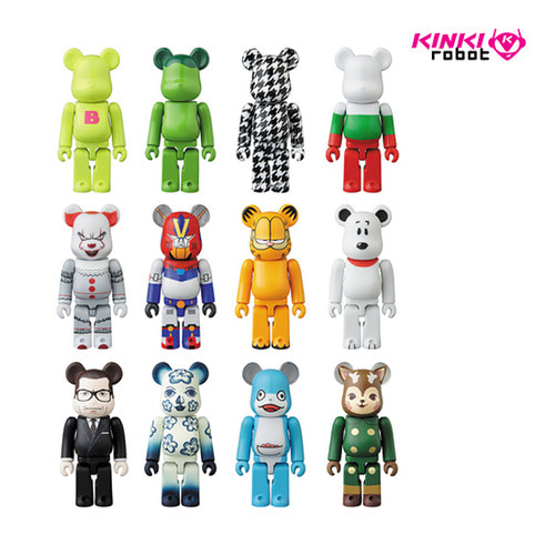 BEARBRICK 36 SERIES (홀케이스)