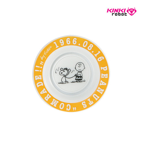 SNOOPY YOYO BY FRESHTHINGS_YELLOW
