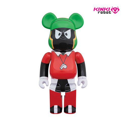 400%+100%, 1000%BEARBRICK MARVIN THE MARTIAN (프리오더)