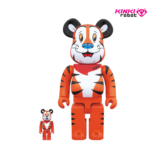 400%+100%, 1000%BEARBRICK TONY THE TIGER (프리오더)