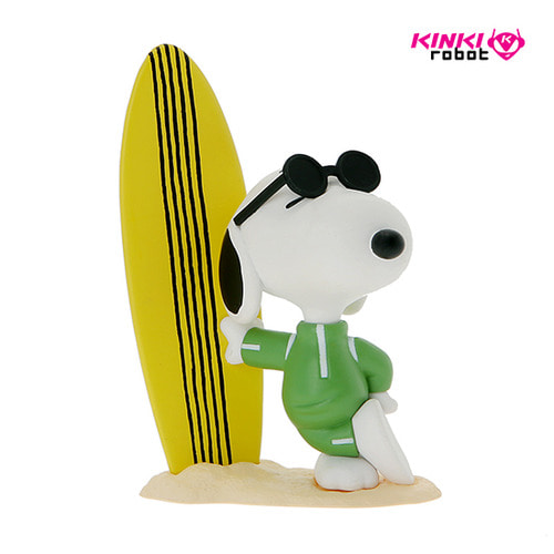 UDF PEANUTS SERIES8 JOE COOL SNOOPY w/ SURFBOARD