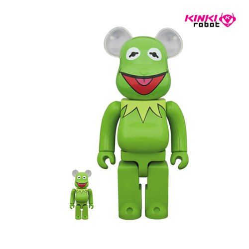 400%+100%, 1000%BEARBRICK KERMIT THE FROG (프리오더)