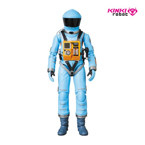 MAFEX SPACE SUIT LIGHT BLUE VER