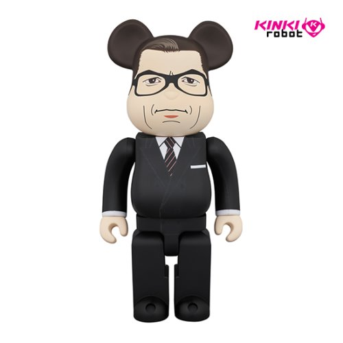 400%BEARBRICK HARRY GALAHAD HART BY KINGSMAN