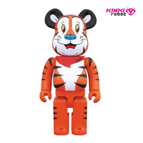 1000%BEARBRICK TONY THE TIGER