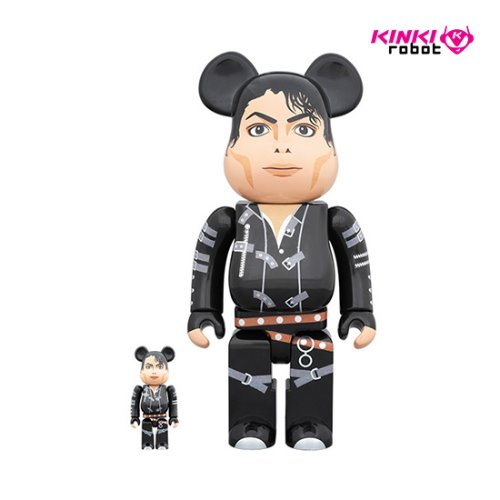 400%+100%, 1000%BEARBRICK MICHAEL JACKSON BAD (프리오더)