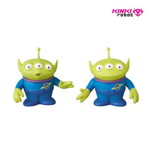 UDF PIXAR ALIEN (2-BODY SET)