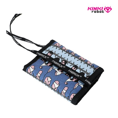 FABRICK_FACE_STRAP EASY WALLET