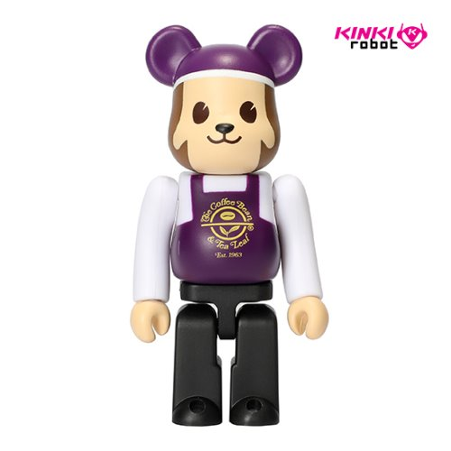 100%BEARBRICK COFFEEBEAN