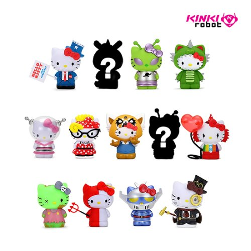 HELLO KITTY TIME TO SHINE MINI SERIES (단품)