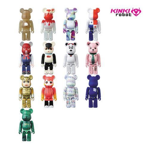 [2+1 증정]BEARBRICK 40 SERIES