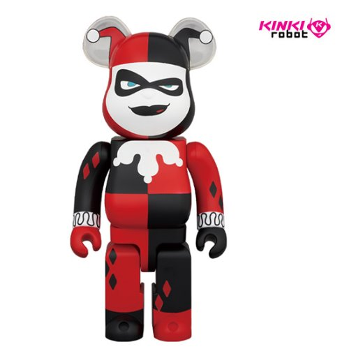 1000%BEARBRICK HARLEY QUINN (BATMAN THE ANIMATED SERIES VERSION)