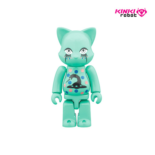 100% NY@RBRICK WITHOUT LOVE CYBER NEW NEW WITH OKITU SHIRANAMI