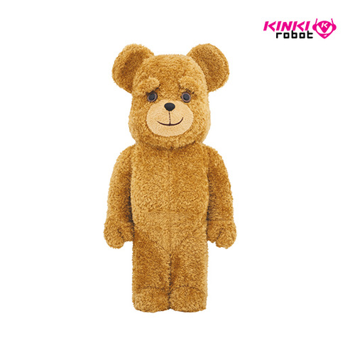 1000% BEARBRICK TED 2