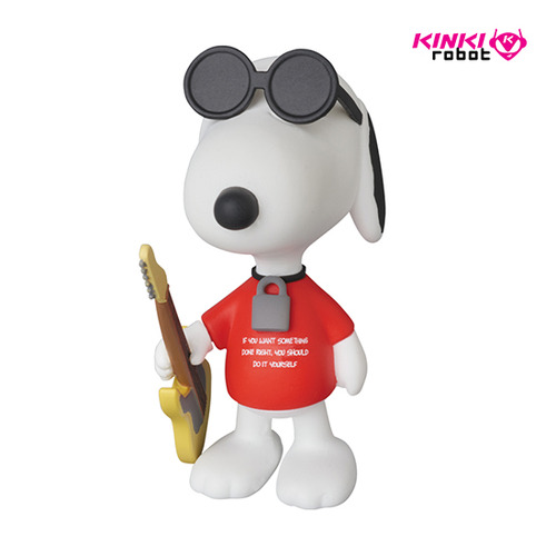 UDF PEANUTS SERIES 4 PUNK SNOOPY