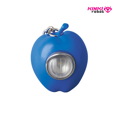 UNDERCOVER GILAPPLE LIGHT KEYCHAIN BLUE