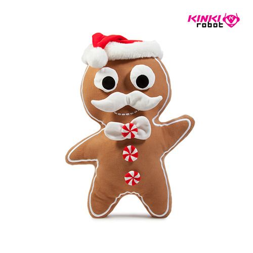 Yummy World-Gingerbread Jimmy Plush(L)