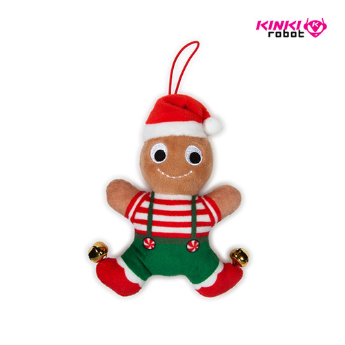 Yummy World-Gingerbread Jimmy Plush(S)